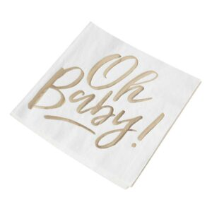 Frau Kopfkino; Boho; gold; goldene Dekoration; Taufe; Babyparty; Taufe; Dekoration Babyparty; Babyshower; oh Baby; servietten; servietten oh baby; servietten Babyparty; Taufe;servietten Taufe; Schwanger; Babyshower; Tischdekoration Babyparty; Tischdekoration Taufe